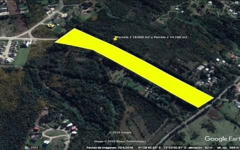 Venta en Puerto Montt | Terreno en Lomas de Reloncaví para Inmobiliaria en 251 | Terreno en Lomas de Reloncaví para Inmobiliaria