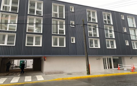 Arriendo en Puerto Montt | Departamentos estilo mariposa en Edificio Buin en 251 | Departamentos estilo mariposa en Edificio Buin