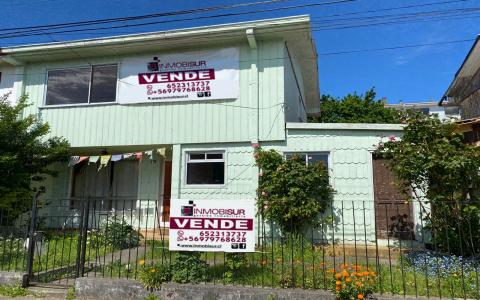 Arriendo en Puerto Montt   Casa en sector Seminario en 251   Casa en sector Seminario