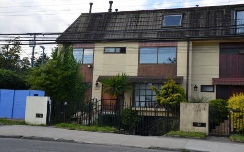 Venta en Puerto Montt | Casa para oficina en calle Seminario Puerto Montt en 251 | Casa para oficina en calle Seminario Puerto Montt