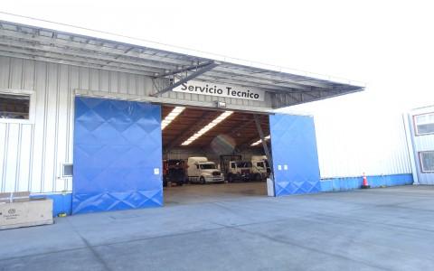 Arriendo en Llanquihue | Bodega y oficinas en Ruta 5 Sur en 258 | Bodega y oficinas en Ruta 5 Sur