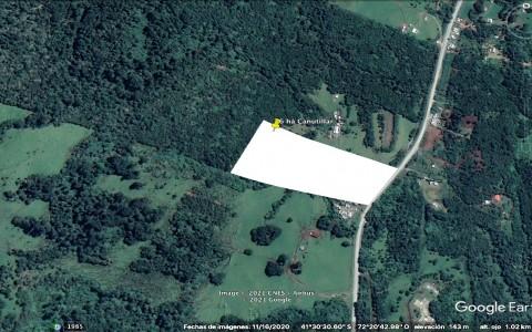 Venta en Cochamó | Campo en Canutillar, comuna de Cochamó en 253 | Campo en Canutillar, comuna de Cochamó