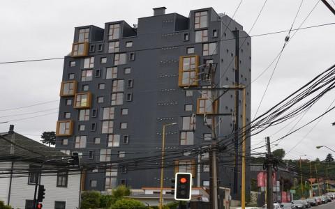 Venta en Puerto Montt | Departamento amoblado arrendado en Edificio Avant Garden en 251 | Departamento amoblado arrendado en Edificio Avant Garden