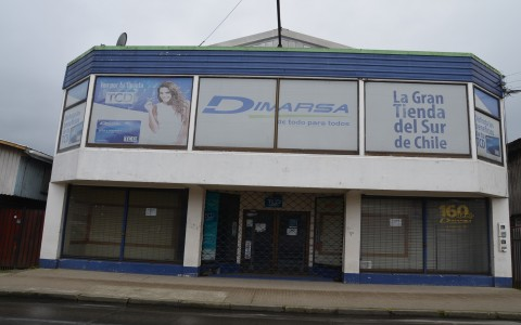 Arriendo en Calbuco | Edificio Comercial en Calbuco en 254 | Edificio Comercial en Calbuco