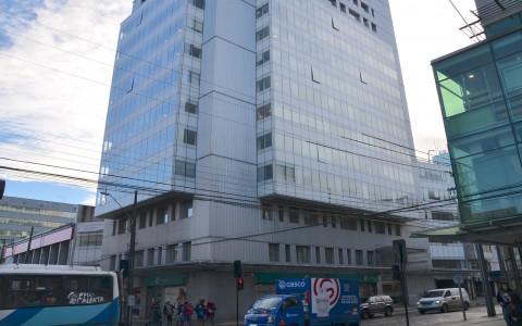 Venta en Puerto Montt | Oficina en Edificio de La Construcción en 251 | Oficina en Edificio de La Construcción