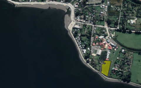 Venta en Puerto Montt | Terreno calle Las Toninas frente al mar en 251 | Terreno calle Las Toninas frente al mar