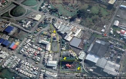 Venta en Puerto Montt | Terreno Industrial sector Cardonal en 251 | Terreno Industrial sector Cardonal