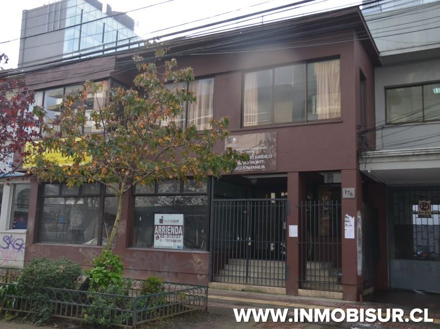 Arriendo en Puerto Montt | Casa para oficina calle O´higgins en 251 | Casa para oficina calle O´higgins