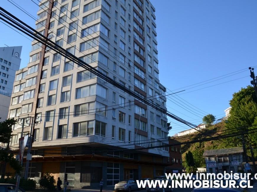 Venta en Puerto Montt   Departamento Edificio Plaza Vista en 251   Departamento Edificio Plaza Vista