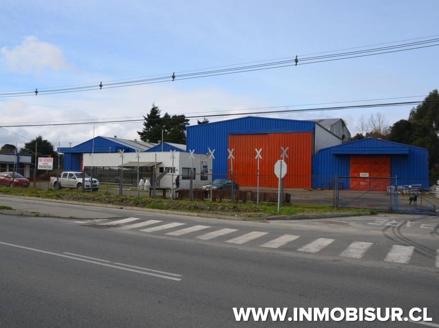 Venta en Puerto Montt | Propiedad Industrial Alto Bonito en 251 | Propiedad Industrial Alto Bonito