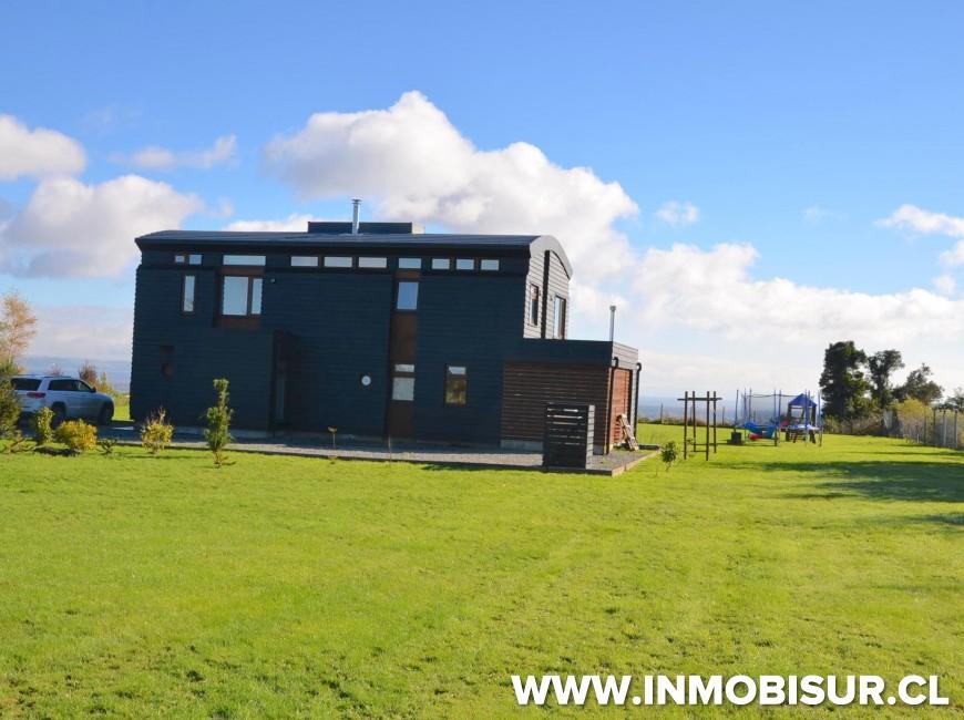 Venta en Puerto Varas | Casa frente al lago en Puerto Varas en 252 | Casa frente al lago en Puerto Varas