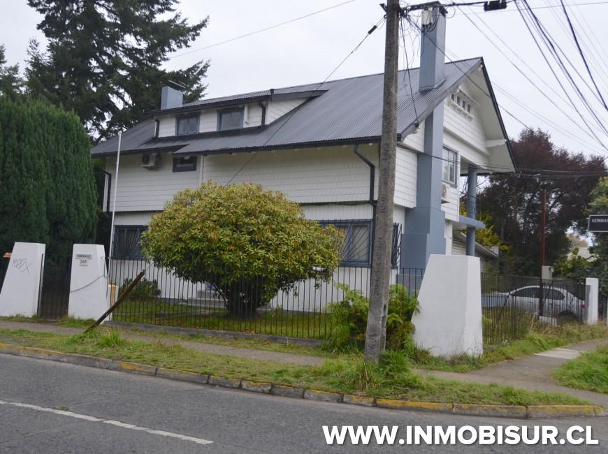 Arriendo en Puerto Montt | Casa para empresa en Seminario en 251 | Casa para empresa en Seminario