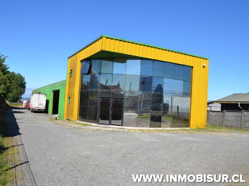 Arriendo en Puerto Montt | Oficinas con Galpón en Cardonal en 251 | Oficinas con Galpón en Cardonal