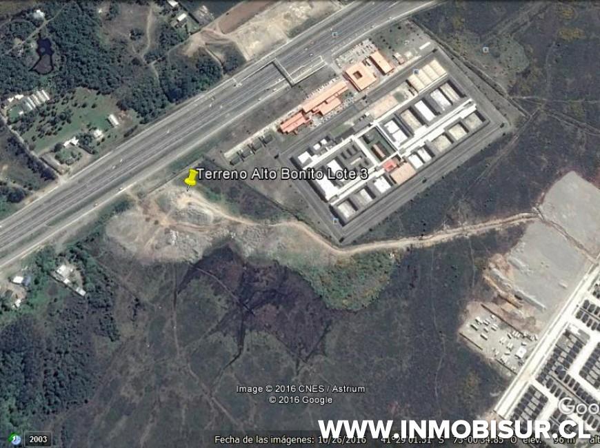 Venta en Puerto Montt | Parcela Industrial Alto Bonito en 251 | Parcela Industrial Alto Bonito