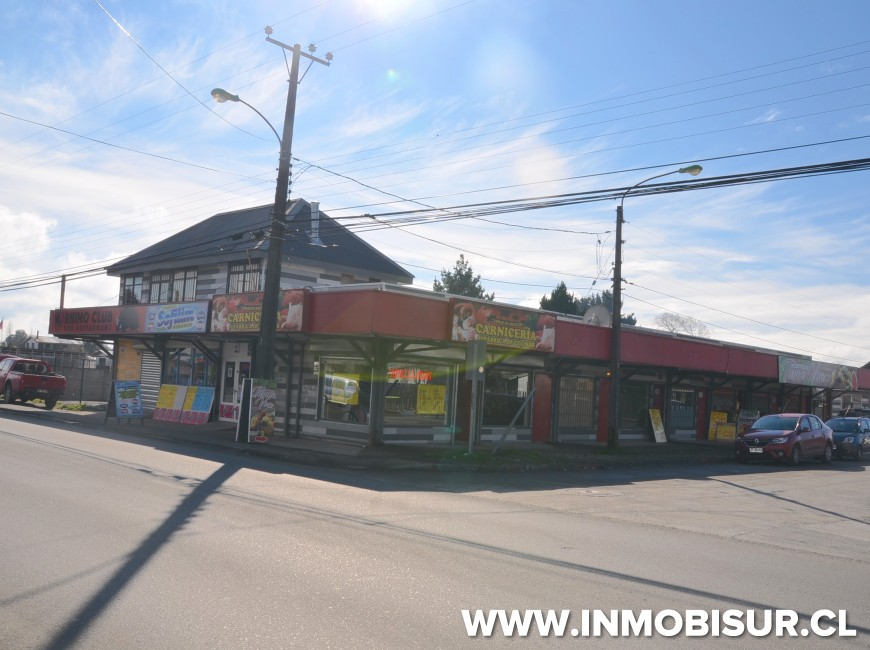 Venta en Puerto Montt | Propiedad Comercial en Alerce en 251 | Propiedad Comercial en Alerce
