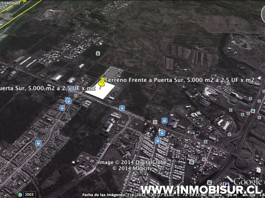 Arriendo en Puerto Montt | Terreno Camino a Tepual en 251 | Terreno Camino a Tepual
