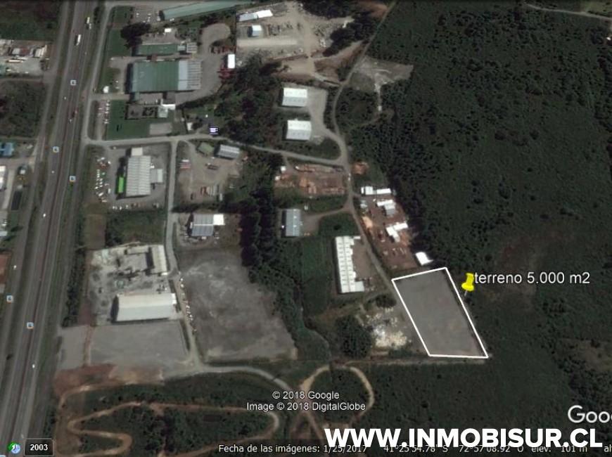 Arriendo en Puerto Montt | Terreno industrial en Arriendo Ruta 5 Norte en 251 | Terreno industrial en Arriendo Ruta 5 Norte
